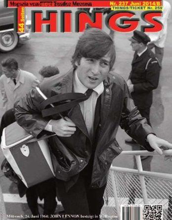 BEATLES-Magazin THINGS 237