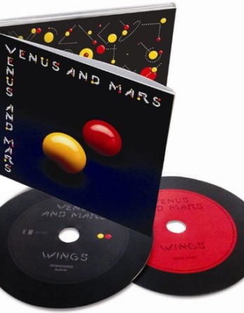 PAUL McCARTNEY: Doppel-CD VENUS AND MARS