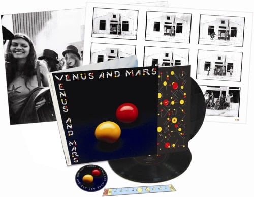 PAUL McCARTNEY: Doppel-LP VENUS AND MARS