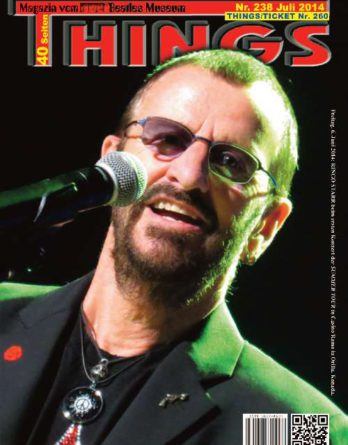 BEATLES-Magazin THINGS 238
