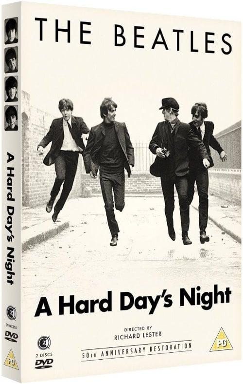 Doppel-DVD A HARD DAY'S NIGHT aus England