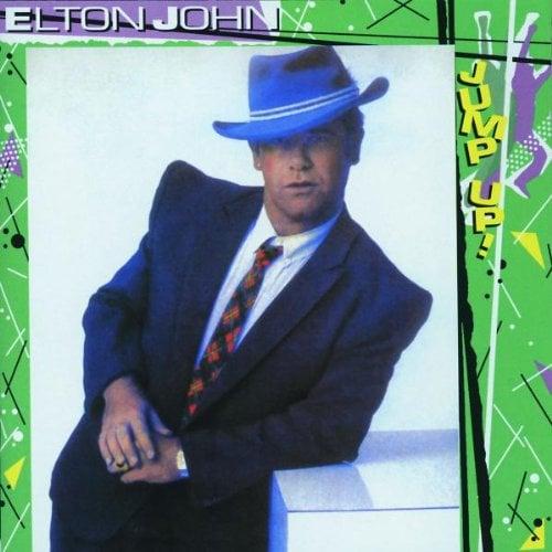ELTON JOHN: CD JUMP UP! mit JOHN LENNON-Tribute