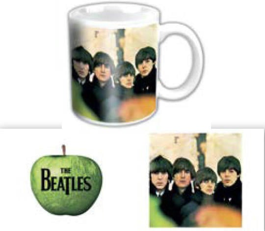 BEATLES-Mini-Kaffeebecher BEATLES FOR SALE ALBUM COVER