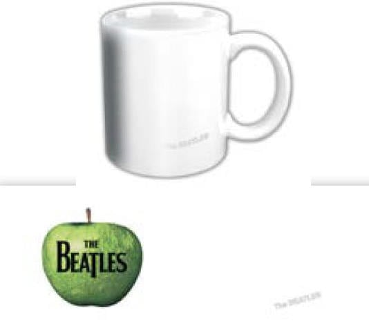 Mini-Kaffeebecher THE BEATLE (WHITE ALBUM) ALBUM COVER