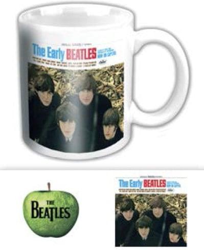 BEATLES-Kaffeebecher THE EARLY BEATLES US ALBUM COVER