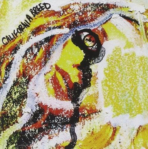 CD CALIFORNIA BREED mit JULIAN LENNON