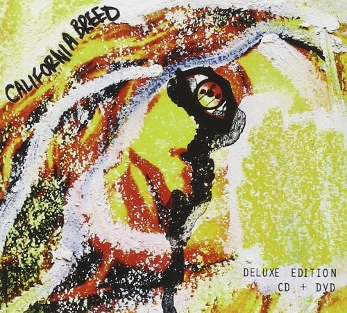 CD+DVD CALIFORNIA BREED mit JULIAN LENNON
