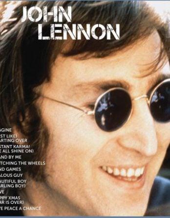CD JOHN LENNON ICON (US Import)