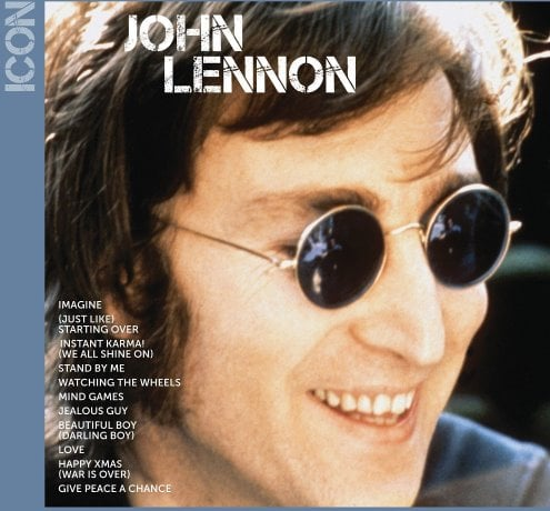 CD JOHN LENNON ICON (US Import)