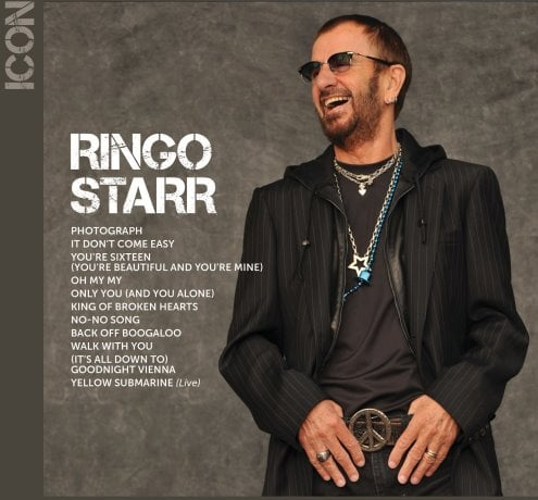 CD RINGO STARR ICON (US Import)