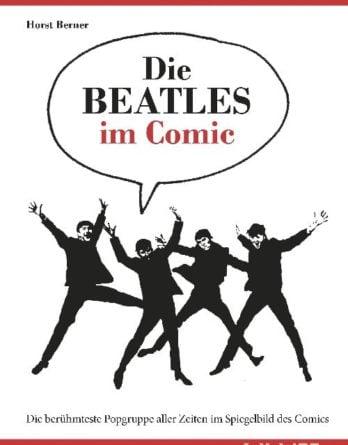 Buch DIE BEATLES IM COMIC