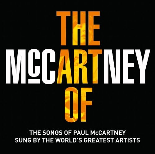verschiedene Interpreten: Doppel-CD THE ART OF McCARTNEY