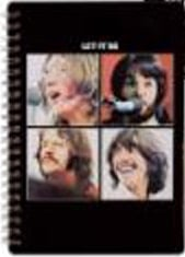 Adressbuch THE BEATLES ADDRESS BOOK LET IT BE