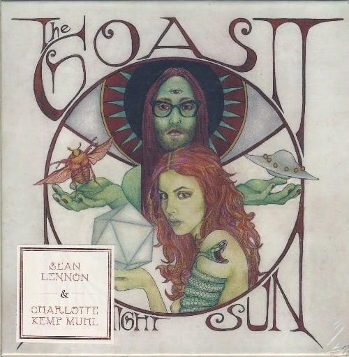 Freitag, 30. Mai 2014: SEAN LENNON THE COASTT: LP MIDNIGHT SUN.