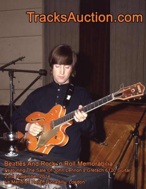 BEATLES-Buch/Katalog BEATLES AND ROCK 'N ROLL MEMORABILIA