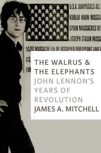 JOHN LENNON-Buch THE WALRUS AND THE ELEPHANTS
