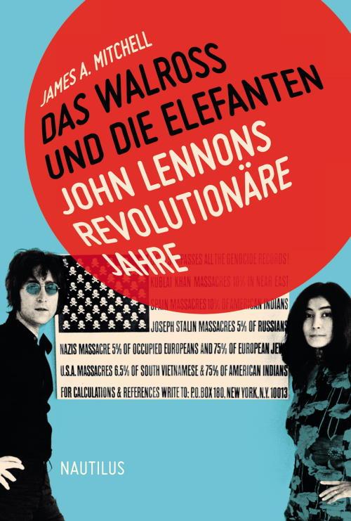 JOHN LENNON-Buch DAS WALROSS UND DIE ELEFANTEN