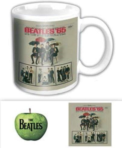 BEATLES-Kaffeebecher BEATLES '65 US ALBUM COVER