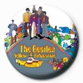 BEATLES-Button YELLOW SUBMARINE ALBUM COVER