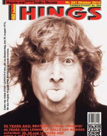 BEATLES-Magazin THINGS 241