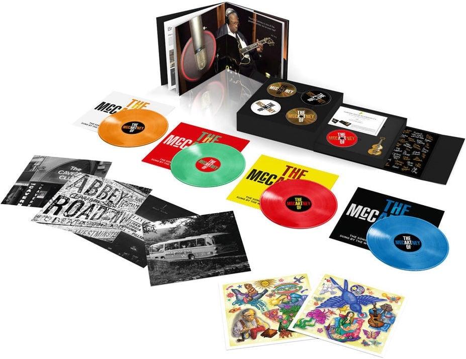 verschiedene: Box (4 LPs, 4 CDs, 1 DVD, USB-Stick, 1 Buch, 4 Art