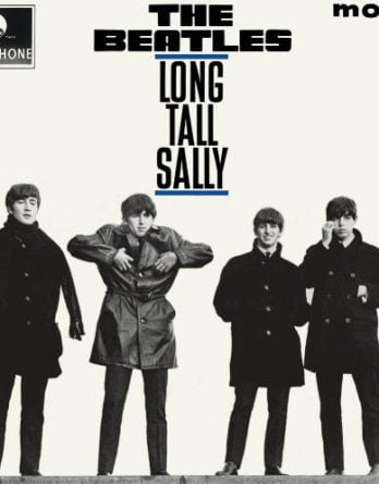 THE BEATLES-Vinyl-EP LONG TALL SALLY