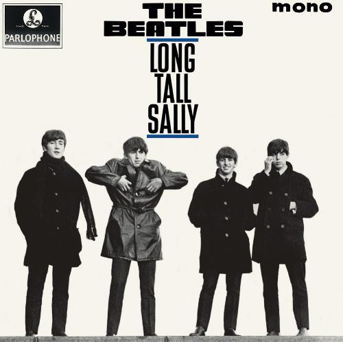 THE BEATLES-Vinyl-EP LONG TALL SALLY