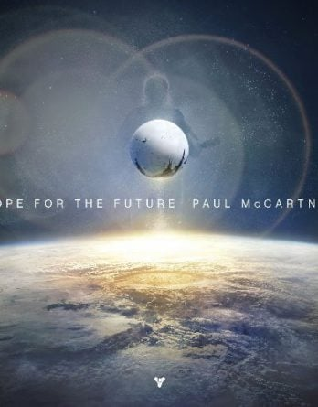 PAUL McCARTNEY: Vinyl-Maxisingle HOPE FOR THE FUTURE
