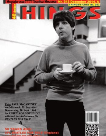 BEATLES-Magazin THINGS 243