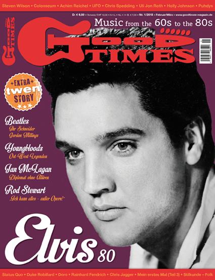 Musikzeitschrift GOOD TIMES 2015/01