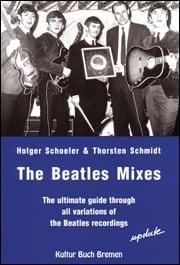 Buch THE BEATLES MIXES - in Deutsch und Englisch