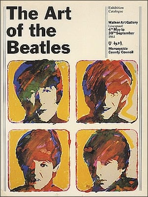 Ausstellungkatalog ART OF THE BEATLES - EXHIBITION CATALOGUE