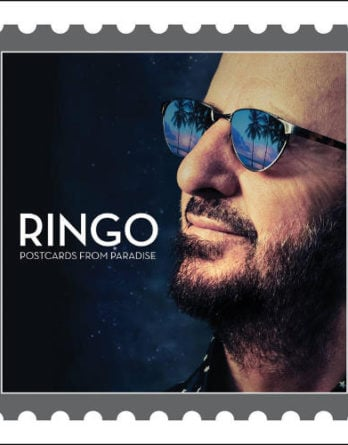 RINGO STARR: CD POSTCARDS FROM PARADISE
