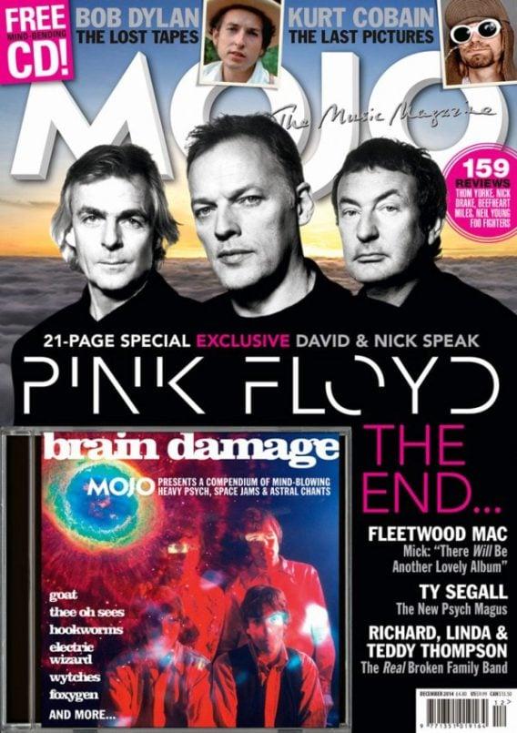 Musikmagazin MOJO 2014/12 mit CD