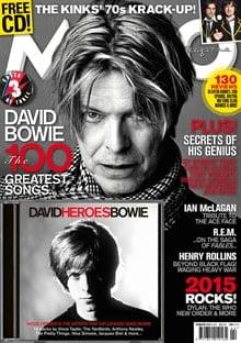 Musikmagazin MOJO 2015/02 mit CD