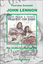 Buch JOHN LENNON - DIE DEUTSCHE DISKOGRAFIE