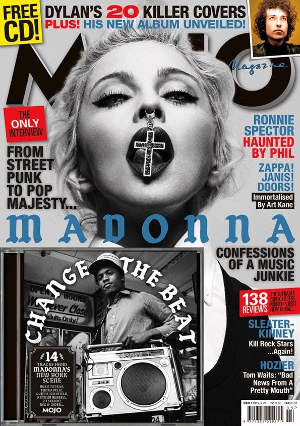 Musikmagazin MOJO 2015/03 mit CD