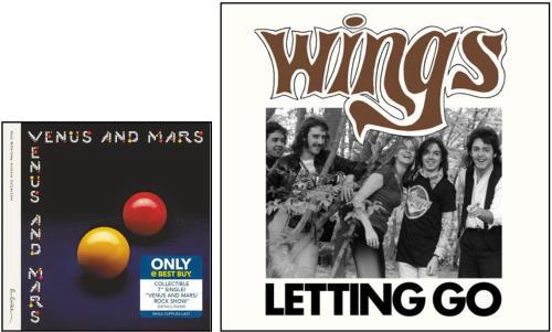 """PAUL McCARTNEY: """"Best Buy""""-Package D-CD VENUS & MARS"""