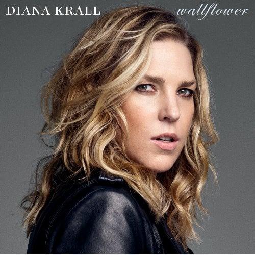 DIANA KRALL: Doppel-LP WALLFLOWER mit McCARTNEY-Komposition