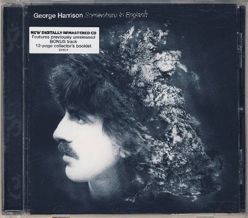 GEORGE HARRISON: 2004er CD SOMEWHERE IN ENGLAND