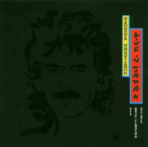 GEORGE HARRISON: 2004er Doppel-SH-CD LIVE IN JAPAN