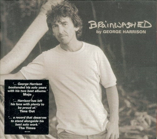 GEORGE HARRISON: 2002er CD (digipack im Schuber) BRAINWASHED