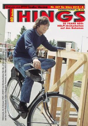 BEATLES-Magazin THINGS 247
