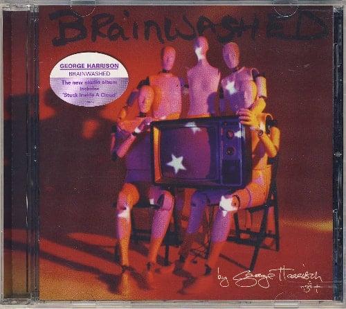 GEORGE HARRISON: 2002er CD (jewel case) BRAINWASHED