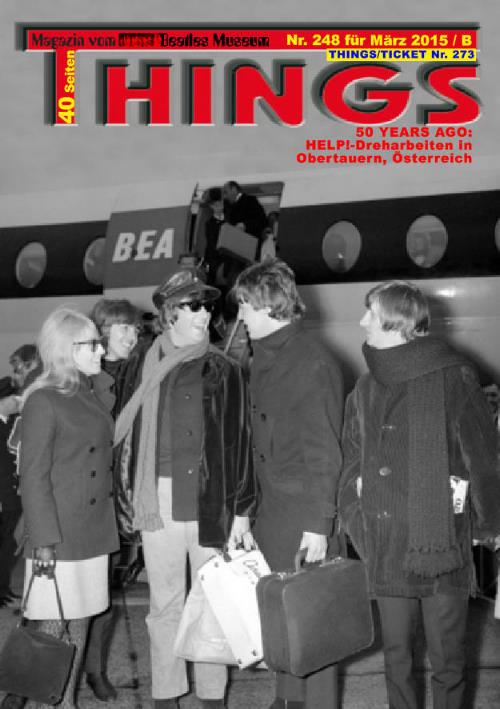 BEATLES-Magazin THINGS 248