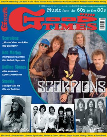 Musikzeitschrift GOOD TIMES 2015/02