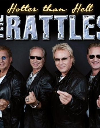 """RATTLES: CD HOTTER THAN HELL mit """"Hey Jude"""""""