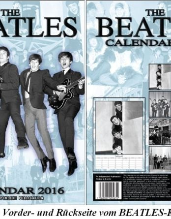 BEATLES KALENDAR 2016 von Dream Intern., England