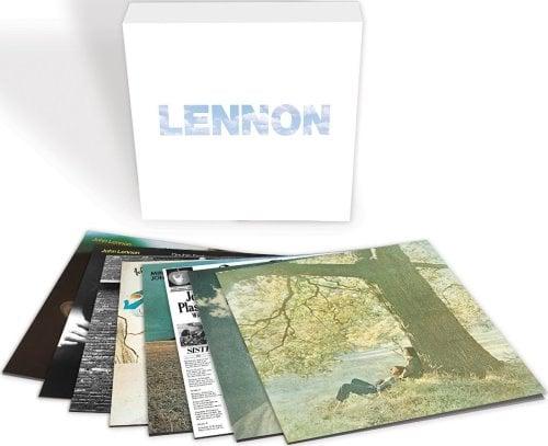Box (7 LPs & 1 Doppel-LP, 180 Gramm-Vinyl) LENNON