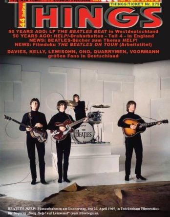 BEATLES-Magazin THINGS 250